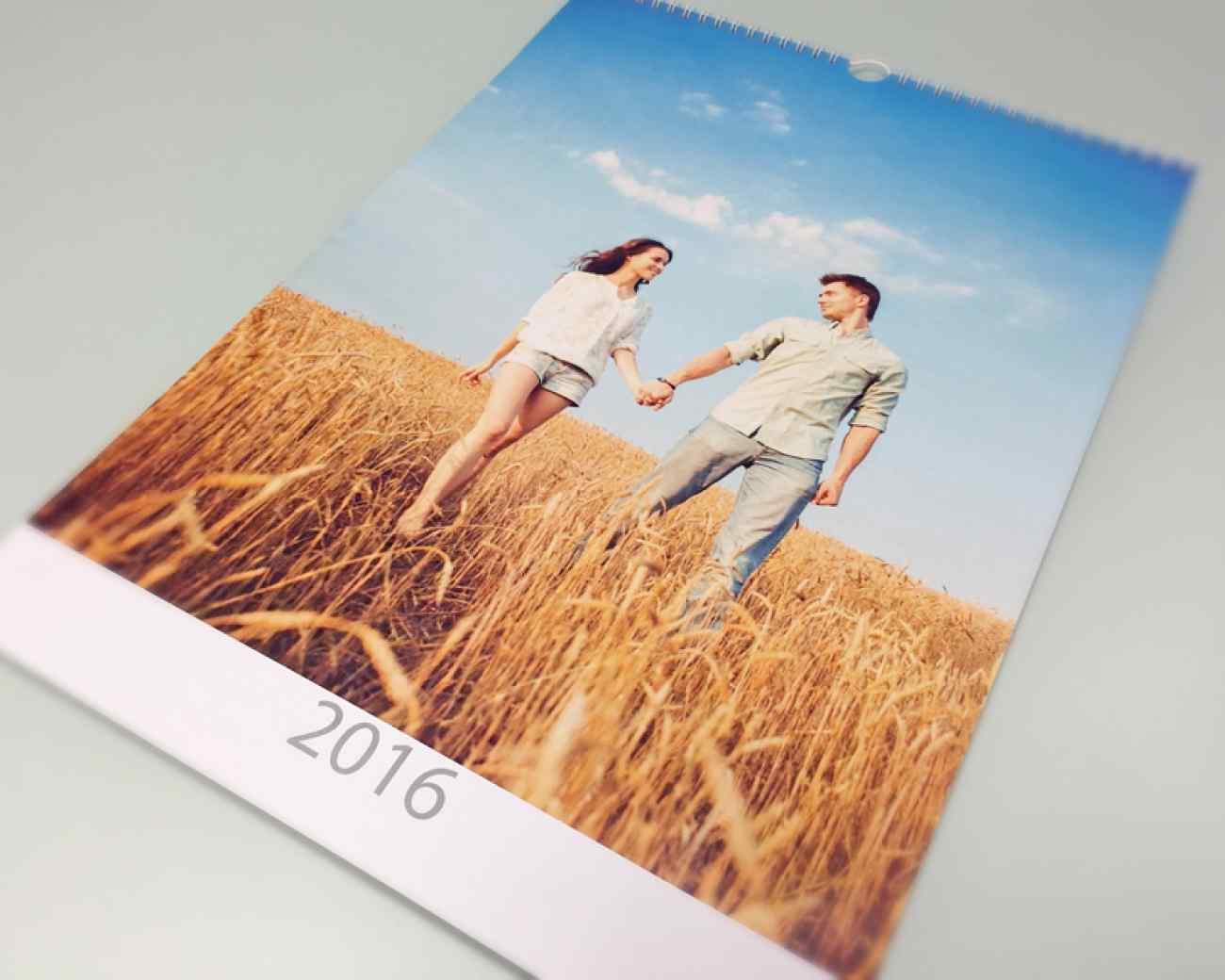 Calendar A3 Portrait print mobile app